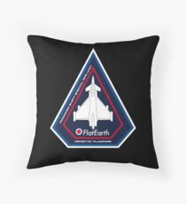 AirSpace Mission Parody Patch No. 12 Floor Pillow