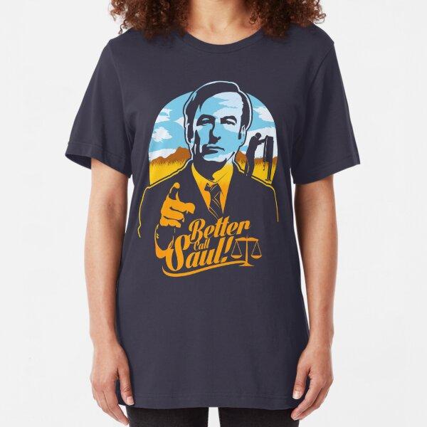 Better Call Saul Slim Fit T-Shirt