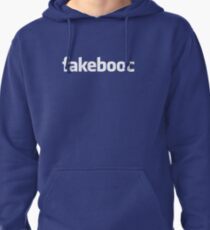 Know Who Your REAL Friends Are? Fakebooc Is Guaranteed To Keep You In the Dark! Pullover Hoodie