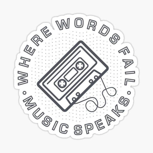 Where words fail, music speaks Pegatina