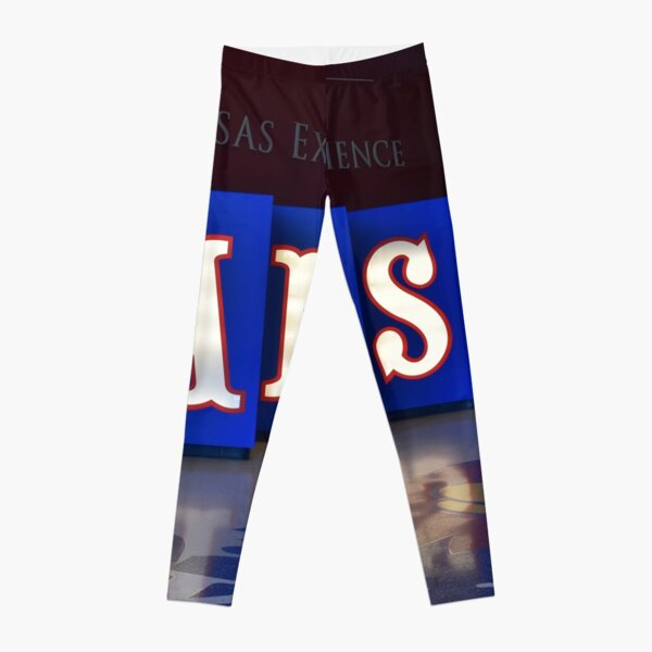 Rock Chalk Leggings