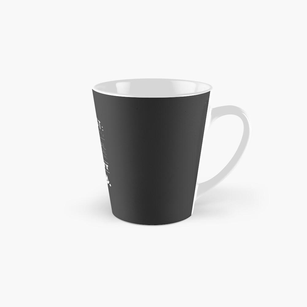Ich bin ein Feminist Tasse
