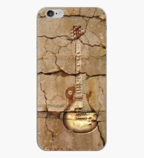 guitar cracks iPhone Case