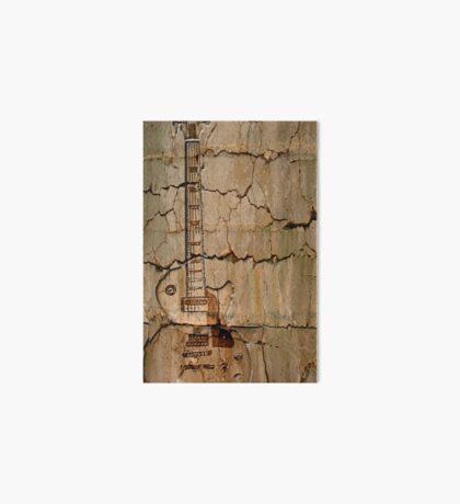 guitar cracks Art Board