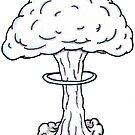 Endgame Mushroom Cloud by Team Manticore