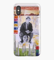 Surreal Buster Collage iPhone Case
