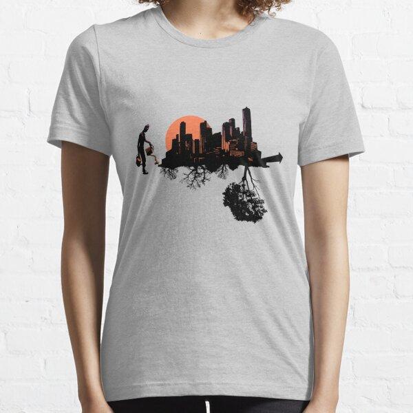 Backbone of Society Growth T-Shirt Essential T-Shirt