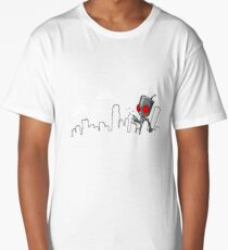 I-Destroy Long T-Shirt