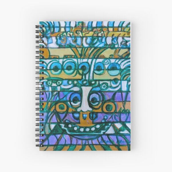 Hexagram 42: Yì  (Increase) Spiral Notebook