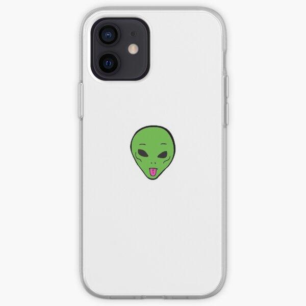 rip n 'dip alien Funda blanda para iPhone