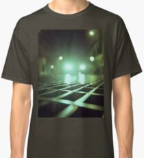 Grid city streets Hasselblad square medium format analogue film photograph Classic T-Shirt