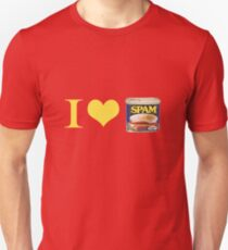 I Heart Spam Unisex T-Shirt