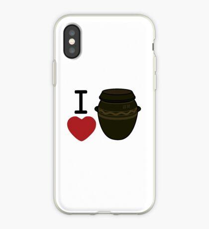 I Lubba Kimchi Third Culture Series iPhone Case