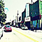 Street Scene No. 1 by rootcompass