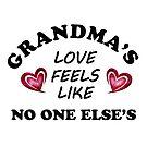 Grandma's Love by cheriverymery