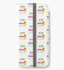 Cat in the Box iPhone Wallet/Case/Skin