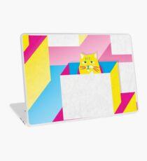 Cat in the Box Laptop Skin