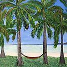 White Sandy Beach of Hawaii....... by WhiteDove Studio kj gordon