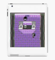 Creepy Unown ruins iPad Case/Skin
