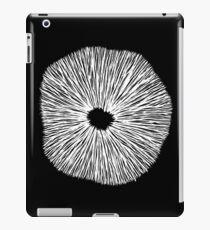 Pilz Sporenabdruck iPad-Hülle & Skin