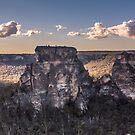 Caranarvon Gorge - Queensland by Frank Moroni