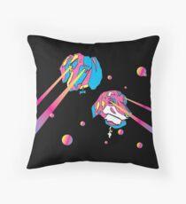 K&H Lasers Throw Pillow