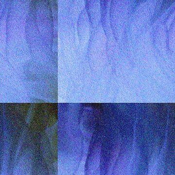 Ephemeral Blue by BettyMackey