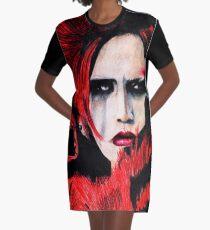 Ruki da RR set Graphic T-Shirt Dress