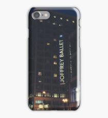 Joffrey Ballet 6 iPhone Case/Skin
