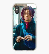 TRIPPIE RED iPhone Case