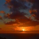 Sonnenuntergang über Trethevy von brimel55