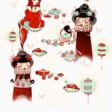 Little Tea Tree by bahgoesthesheep