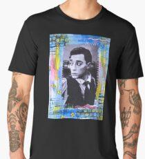 The Cook's Waiter (Buster Keaton) Men's Premium T-Shirt