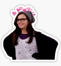 Elena Alvarez Hearts Sticker