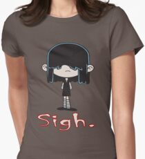 Loud House - Lucy Loud Women's Fitted T-Shirt