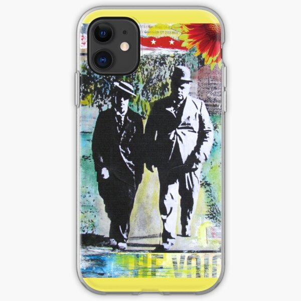 Buster and Roscoe Walk 1 iPhone Soft Case