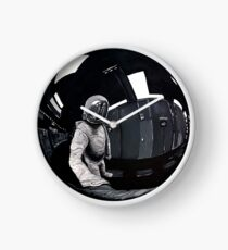 Inside Story - Circle Style -  Sticker/ Shirt Clock