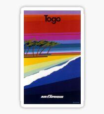 Air Afrique - Togo Sticker