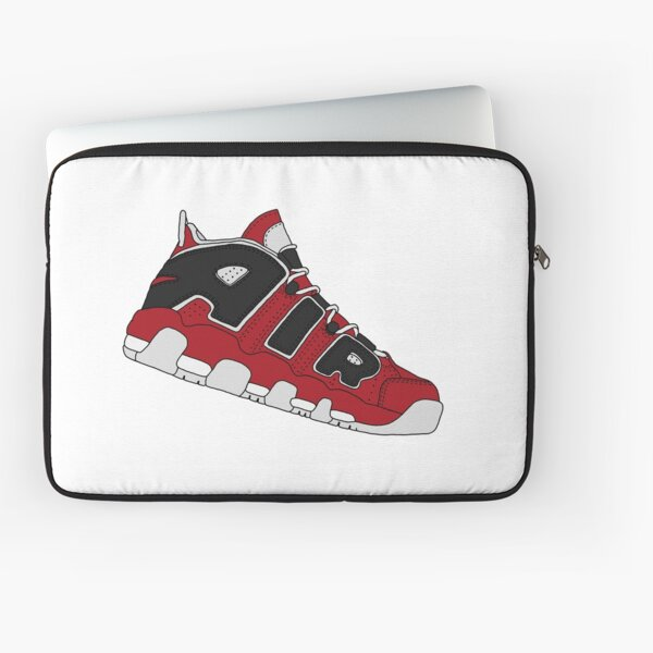 Air Max More Uptempo 'The Hoops Pack' Laptop Sleeve