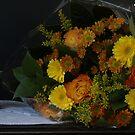 Valentine Bouquet by Gilberte