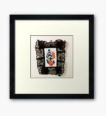 ahsoka tano Framed Print