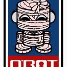 Mummy O'bot 1.1 by Carbon-Fibre Media