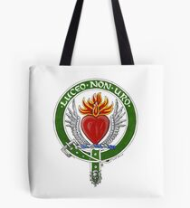 Clan Smith Scottish Crest Tote Bag