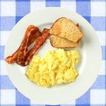 Ron Swanson Breakfast  by prodesigner2