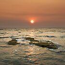 Hazy Sunrise by Luka Skracic