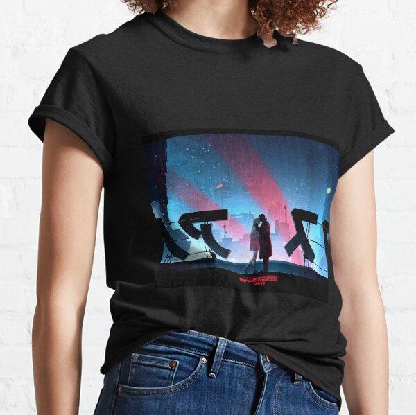 Blade Runner 2049 Rooftop Classic T-Shirt