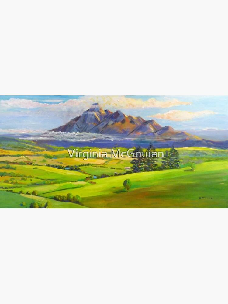 Beautiful Mt Barney  by ginnymac