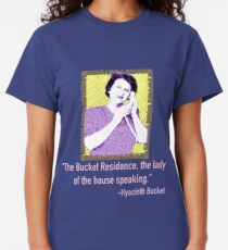 Lady of the House Speaking  Classic T-Shirt