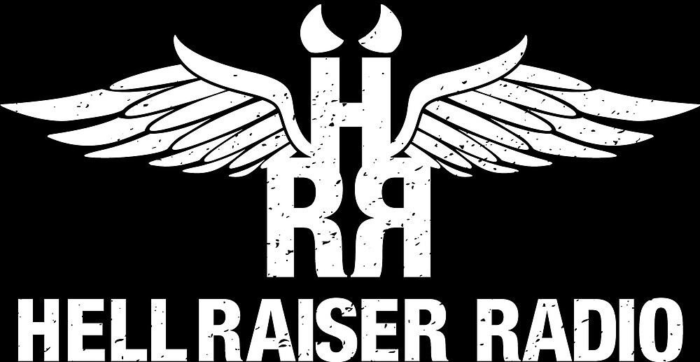 Hellraiser Radio Wing Logo by HellraiserRadio