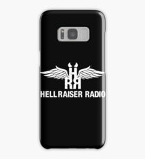Hellraiser Radio Wing Logo Samsung Galaxy Case/Skin